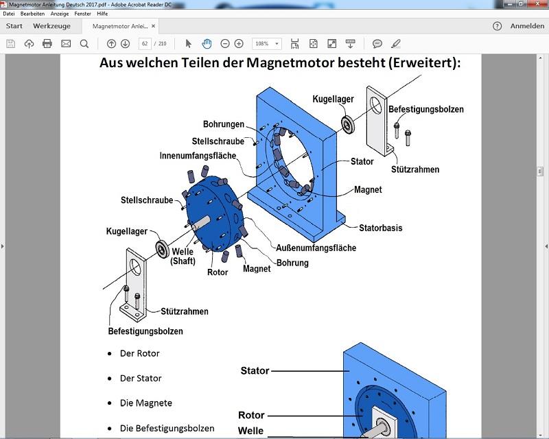 Magnet motor bauanleitung pdf