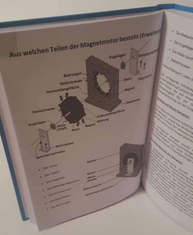 Magnetmotor selber bauen 2017 Hardcover mit CD